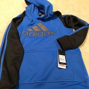 Boys brand new with tags Adidas sweatshirt